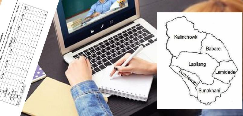 कालिञ्चोक गाउँपालिकामा अनलाईनबाटै व्यक्तिगत घट्ना दर्ता